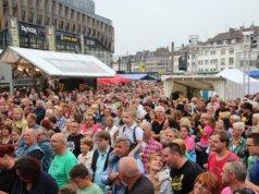 Ende Juni leben 162.705 Menschen in der Klingenstadt. Das sind 261 Einwohner mehr als Ende Dezember gezählt wurden (162.444), so die Stadtverwaltung in einer aktuellen Mitteilung. (Archivfoto: © Bastian Glumm)