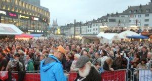 Das Programm für die kommende Sommerparty Echt.Scharf.Solingen steht, teilt jetzt der veranstaltende Initiativkreis Solingen mit. (Archivfoto: © Bastian Glumm)