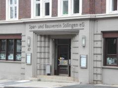 Der Spar- und Bauverein in Solingen hat seinen Sitz an der Kölner Straße. (Foto: © Bastian Glumm)