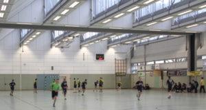 Turn- und Sporthallen, die nicht zu Schulen gehören, stehen den Vereinen ab Montag, 25. Mai, wieder zur Verfügung. (Archivfoto: © Bastian Glumm)