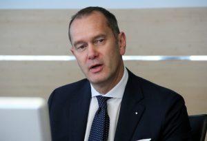 Sparkassen-Vorstandsvorsitzender Stefan Grunwald blickt in Summe auf ein erfolgreiches Jahr 2016 für das Solinger Geldinstitut zurück. (Foto: © B. Glumm)