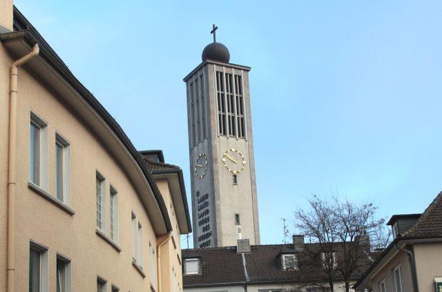Die Stadtkirche im Herzen der Solinger Innenstadt. (Archivfoto: © Bastian Glumm)