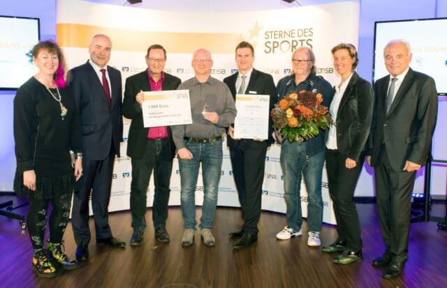 """Der Sport-Ring Solingen erreichte mit seinem Projekt """"Jedes Kind darf Fußball spielen"""" beim Wettbewerb"""