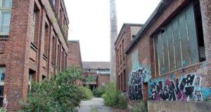 Auf dem Gelände der ehemaligen Firma Rasspe in Stöcken soll ein moderner und innovativer Gewerbepark entstehen. (Foto: © Bastian Glumm)