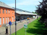 Die Güterhallen im Solinger Südpark. (Archivfoto: © Martina Hörle)