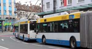 Seit dem heutigen Montag bis einschließlich Sonntag, 26. März, findet die erste diesjährige Erhebung der sogenannten Fremdnutzer und die Zählung der Schwerbehinderten in Bussen statt. (Foto: © B. Glumm)