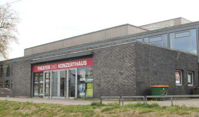 Das Theater und Konzerthaus in Solingen. (Archivfoto: © Bastian Glumm)
