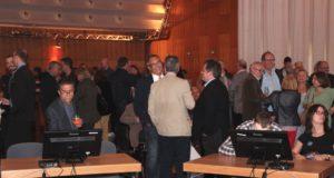 Im Theater und Konzerthaus findet am kommenden Sonntag wieder eine Wahlparty statt. (Archivfoto: © B. Glumm)