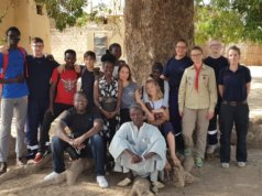 Während der Osterferien ist eine Gruppe Solinger Schülerinnen und Schüler im Senegal zu Gast, um Land und Leute kennen zu lernen. (Foto: © Förderverein Freundschaft mit Thiès)