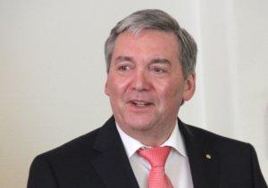 Thomas Meyer ist Präsident der Bergischen Industrie- und Handelskammer (IHK). (Archivfoto: © Bastian Glumm)