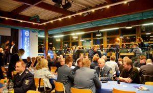 Zahlreiche Gäste aus Wirtschaft und Politik waren auch in diesem Jahr der Einladung gerne gefolgt. (Foto: © Martina Hörle)