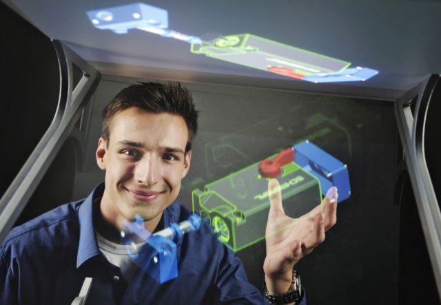 Tobias Gerbracht ist Mitglied des 3D-Netzwerkes aus Solingen. Der Sieger von