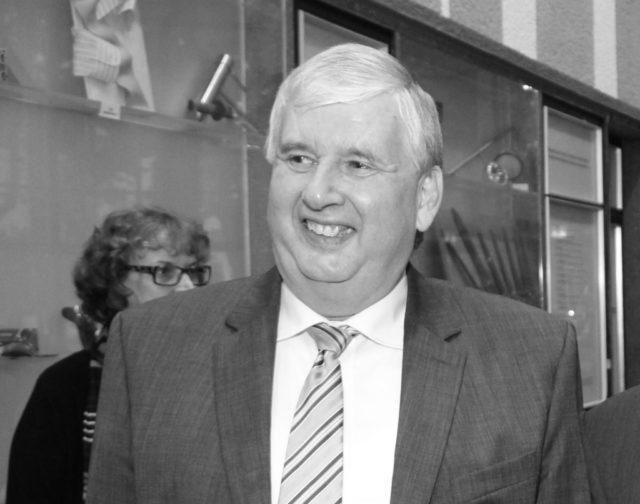 Solingens ehemaliger Oberbürgermeister Ulrich Uibel ist im Alter von 66 Jahren verstorben. (Archivfoto: © Bastian Glumm)