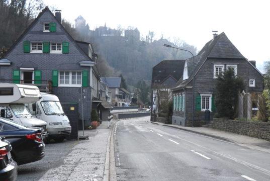 Die Eschbachstraße in Unterburg. (Archivfoto: © Bastian Glumm)