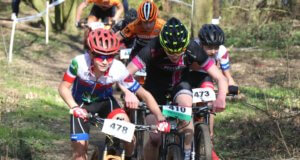 Rund 700 Sportlerinnen und Sportler nahmen am Wochenende am 18. Bia-Mountainbike-Cup am Halfeshof teil. (Foto: © Bastian Glumm)
