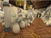 Auch zu Ostern bietet Schloss Burg einen virtuellen Markt an, der im Internet bis zum 31. März angeklickt werden kann. (Screenshot: Ostermarkt Schloss Burg)