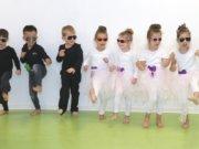 """Sehr cool: Die Kids der Kita """"Pinocchio III"""" an der Ohligser Hansastraße feierten jetzt die offizielle Eröffnung ihres Kindergartens. (Foto: © Bastian Glumm)"""