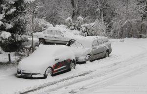 Tief Xanthos brachte seit Freitagabend jede Menge Schnee nach Solingen. (Foto: © Bastian Glumm)