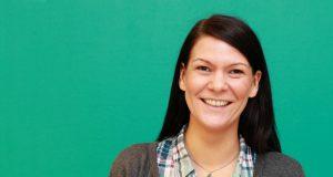 Marina Lehnen ist ab dem 15. Januar neue Quartiersmanagerin an der Hasseldelle. (Foto: © Wir in der Hasseldelle e.V.)