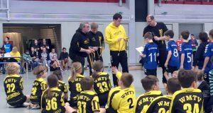 Die Handballabteilung des WMTV wurde vom Deutschen Handball Bund für hervorragende Jugendarbeit ausgezeichnet. (Foto: © WMTV)