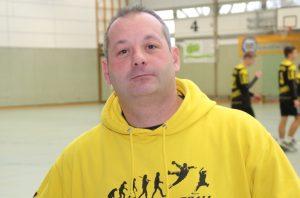 Daniel Konrad (42) ist Sprecher des WMTV. Der B-Lizenzinhaber trainiert zudem gleich mehrere Mädchen-Jugendmannschaften. (Foto: B. Glumm)