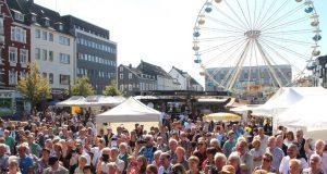 Der 49. Zöppkesmarkt findet in diesem Jahr vom 8. bis zum 10. September statt. (Archivfoto: © B. Glumm)